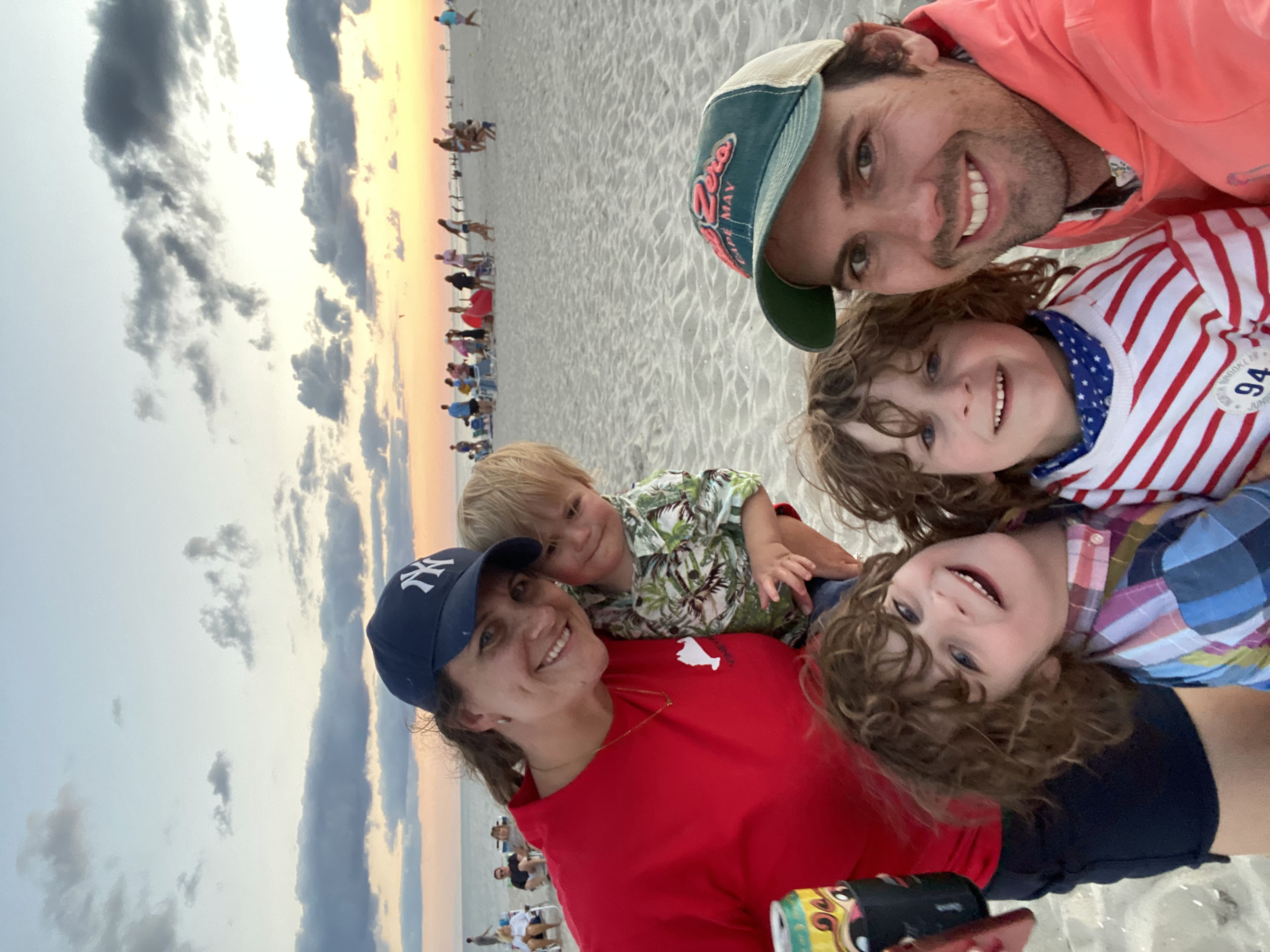 image from Starting a family tradition in Cape May